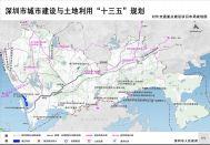 对外交通重点建设项目布局规划图