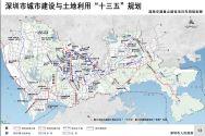 道路交通重点建设项目布局规划图